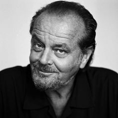 Jack Nicholson by Brigitte Lacombe (saw his home in the Hollywood Hills- he bought another because of party-hard neighbours- he just can't bear to leave his home of decades) Brigitte Lacombe, Jack Nicholson, Famous Men, Famous Faces, Famous People, Emotions Drawing, Toni Erdmann, Famous Atheists, Photo Portrait