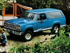 1978 Dodge Ramcharger Four by Four (AW100)