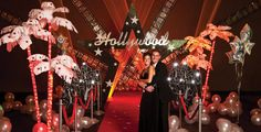 Hollywood Theme Decorations | Hollywood Themed Prom
