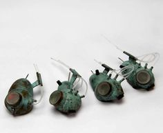 I :                     - what are these?  Martin Verner: - Sea creatures