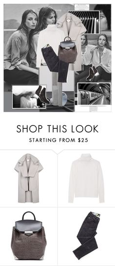 """...."" by margarita96 ❤ liked on Polyvore featuring Antonio Berardi, Line, Alexander Wang and Jeffrey Campbell"