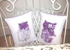 LMD Embroidery Art Throw Vintage Linen Scatty Kitty by LMDSimplyBe, £70.00