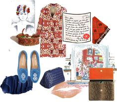 """""""Evasion"""" by sophie-panthere on Polyvore"""