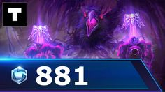 Heroes of the Storm 881 Nova - Cursed hollow! Gameplay