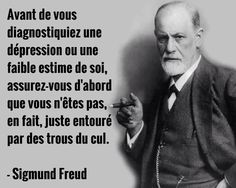 Good advice ! / fake freud ! / Oh Freud ! / Funny !!!