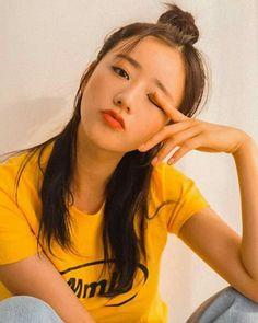 Extended Play, South Korean Girls, Korean Girl Groups, Pink Panda, Play Soccer, Boyish, Beautiful Soul, Up Hairstyles, Korean Actors