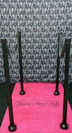 Pink Carpet Shot by Courtney Price: Glamour Avenue Parties, via Flickr