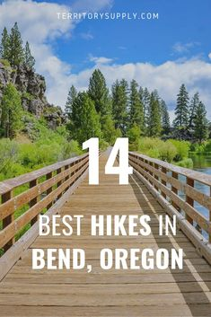 We've put together a list of our 14 favorite hiking trails near Bend, Oregon and laid out what makes them so great. If you have yet to step foor on these hikes, you're in for a treat. Hiking In Texas, Local Hiking Trails, Hiking Spots, Colorado Hiking, Rocky Mountain National, National Forest, Alpine Forest, River Trail, Utah Hikes