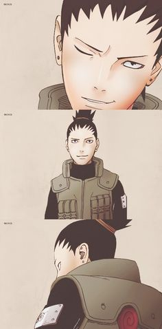 Shikamaru Nara #naruto He's just the best! I may have a little bit of a crush on him.
