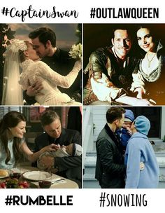 like nothing ever happened.💖💘💝💕(yes I have hearts for each ship. Once Upon A Time Funny, Once Up A Time, Captain Swan, Captain Hook, Robin, Ouat Cast, Love Is Not Enough, Abc Shows, Outlaw Queen