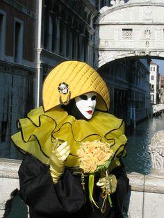 Carnival in Venezia, Italia - 2005