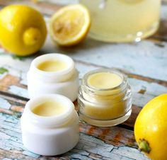 Make lemonade lip balm with this tutorial...and 13 other recipes