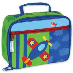 Stephen Joseph Plane LunchBox Back Pack sold by DesignsbyADF, $18.00
