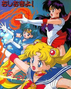 Naoko Takeuchi, Toei Animation, Bishoujo Senshi Sailor Moon, Usagi Tsukino, Sailor Mars