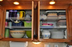 38 Creative RV Camper Storage for Travel Trailers. RV camper storage for traveling has taken throughout time on many forms, camper trailers continues to be one of the methods to hit on the street. Travel Trailer Organization, Rv Travel Trailers, Camping Organization, Camper Trailers, Organization Ideas, Kitchen Organization, Closet Organization, Organizing Tips, Camper Hacks