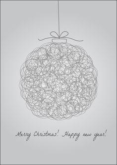 47013e548d10 Christmas Cards by Marit van Buren
