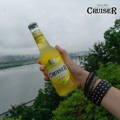 #Cruiser #크루저 #Pineapple #Sparkling