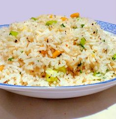 One Perfect Bite: Herbed Rice Pilaf