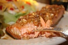Asian Salmon Recipe -- simple and very good!