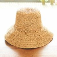 Popular classic design.  Easy hat to match any style.  Since the wide brim, also higher awning effect, to carry since it is possible to fold soft and convenient!   Viva La Vida RAFFIA Fine crochet hat Russet  http://kanden43.jp/?pid=1512990   #HoldinghandsHerat #VivaLaVida #Raffia #Finecrochethat #hat #strawhat #fashionmiscellaneousgoods #NaturalGoods #LadiesFashion #NaturalFashion #Natural #Naturalsystem #selectshop #Japan