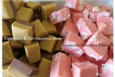 You searched for fudge Slow Cooker Fudge, Slow Cooker Desserts, Slow Cooker Recipes, Fudge Recipes, Candy Recipes, Sweet Recipes, Dessert Recipes, Butterscotch Fudge, Raspberry Meringue