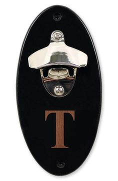 Free shipping and returns on CATHY'S CONCEPTS Personalized Wall Mount Bottle Opener at Nordstrom.com. Add an upscale bar accessory that makes finding the bottle opener easier than ever with a wooden wall-mount personalized with a block-letter monogram.