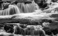 Melting snow by Rune Hansen on Beautiful Nature Pictures, Miss World, Runes, Waterfall, Meditation, Snow, Explore, Outdoor, Bergen