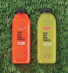 Main squeeze: your daily #packaging smile : ) PD