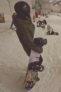 Jenny Jones won a bronze medal proving that Brits do board. Check out this video to see the grass roots of the UK Snowboard moment. Brits on Boards: Episode 3, Part 1