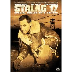 """Stalag 17"" starring William Holden (1953)"