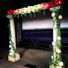 wedding design and decor by www.luxuryeventdesign.com