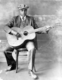 """Blind Willie McTell: Three Women Blues 1928 REPINED   """"what not to do on Pinterest?""""  Forward your links to your crowd founder, get it taken away, lose the family history you left on a board, when they boot you your pins exist by other pinners, your content still appears in google search, and there is no way to recover and edit your old account, a multiple of offenses, 1 armways, 2 Falalalala, and your 5000 followers are gone, thanks Pinterest! Walking on eggshells. Back to playing guitar."""