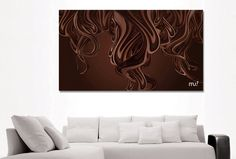 Chocolate by Sebastián. Buy limited edition giclée art from Falra webshop on Etzy.   https://www.etsy.com/listing/101732808/chocolate-pleasure-by-sebastian-murra