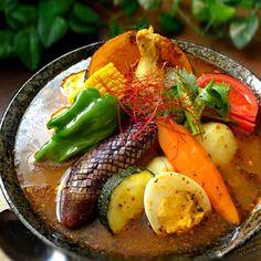 旦那も喜ぶスープカレー簡単本格作り方とアレンジレシピ