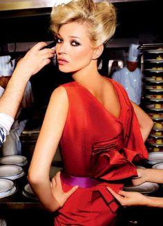 notordinaryfashion: Kate Moss - Vogue Brazil - May 2011