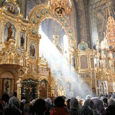 The light of Christ illumines all! Byzantine Architecture, Church Architecture, Light Of Christ, Byzantine Art, Russian Orthodox, Orthodox Christianity, Cathedral Church, Chapelle, Orthodox Icons