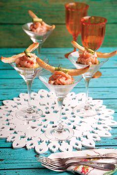 ¿Cómo hacer coctel de camarones? #Recetas #FoodAndTravelMX