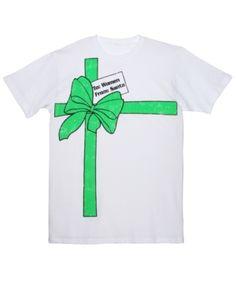 Hybrid Shirt, From Santa Christmas Tee. Hybrid Shirt, From Santa Christmas Tee Men's MEN'S APPAREL - T-Shirts (new). Price: $25.00