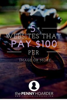 Attention shutterbugs: Do you bring your camera everywhere you go, snapping perfect shot after perfect shot? Cash in on your photo addiction by selling your photos on these websites. http://www.thepennyhoarder.com/sell-your-photos-online/