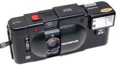 Olympus XA 4 Macro, Sweet and Sharp