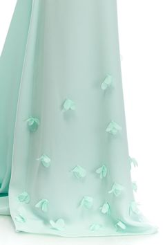 Feminine & elegant look in a beautiful mint pastel. OLY evening dress by Athena Philip >>> www. Glamorous Evening Dresses, Luxury Dress, Pastel, Feminine, Mint, Glamour, Elegant, Color