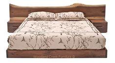... Furniture Wooden Box Bed ... See More.  Https://woodlandcreekfurniture.com/product/live Edge Slab