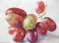 grapes .. nice rendering!