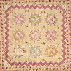 Quilt designed and made for Leslie Ison's granddaughter, Chesney