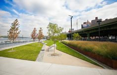 West Harlem Piers Park by W Architecture & Landscape Architecture. New York, NY, United States. https://architizer.com/projects/west-harlem-piers-park/