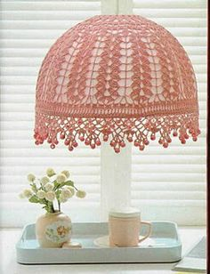 Crochet ideas for home decorating