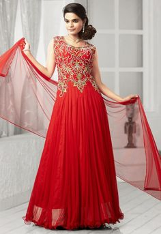 Pakistani & Indian Party Dresses for Women 2016-2017 | BestStylo.com