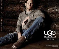 Tom Brady. In Uggs. Yes, Yes, Yes!