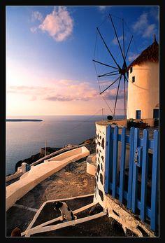 Oia - Santorini by Manolis Tsantakis on 500px