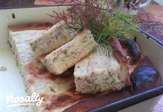 Könnyű kapros - túrós pite   Nosalty Mashed Potatoes, Dairy, Cheese, Meat, Chicken, Ethnic Recipes, Food, Whipped Potatoes, Smash Potatoes